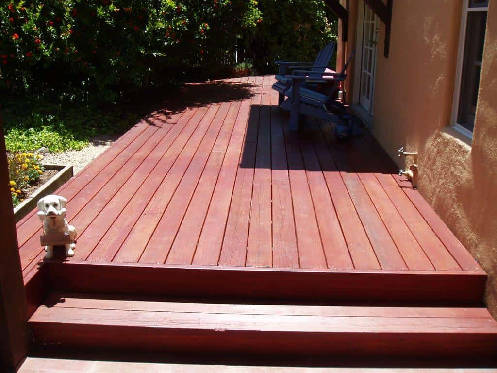 Wood Decking Can Make A Backyard Or Front Entry Area More Functional,  Comfortable And Aesthetic. But After A Few Years, Your New Deck May Start  To Look Worn ...