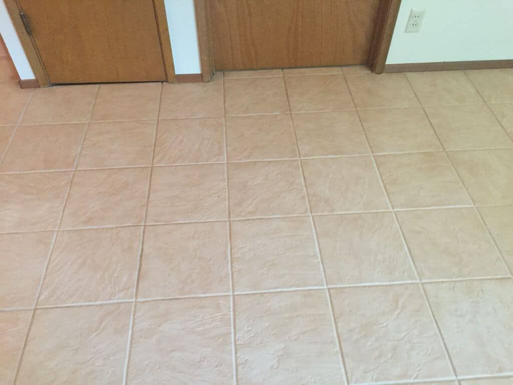 Kitchen Floor Grout Cleaner Tile And Grout Appleby Cleaning